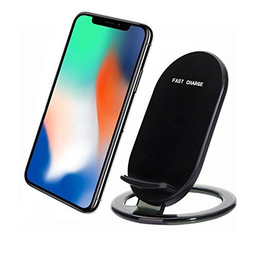 Fast Wireless Ladegerät, Neotrix Quick Wireless Ladegerät für Samsung S7 Edge Note 5 und andere QI Enabled Devices(Schreibtisch Wireless-Ladegerät) 4g Lg Handy-fällen Verizon