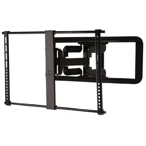 Sanus TV-Wandhalterung VLF320 für 94-175cm (37-70 Zoll) Fernseher (fix, max. 56,70 kg) schwarz Axis Tilt Wall