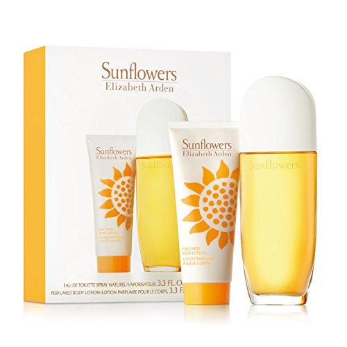 Elizabeth Arden Gift Set (Sunflowers Edt 100ml und Bodylotion 100ml) (Elizabeth Arden Düfte)