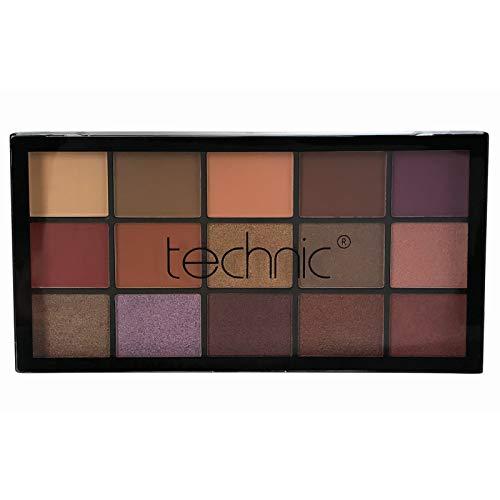 Technic Eyeshadow Palette Peanut Butter & Jelly (Make-up Technic)