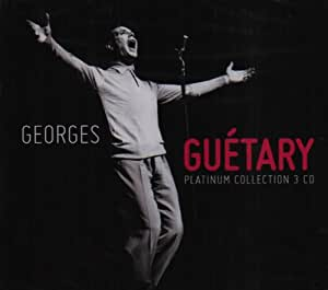 Platinum Collection : Georges Guetary (Coffret 3 CD)