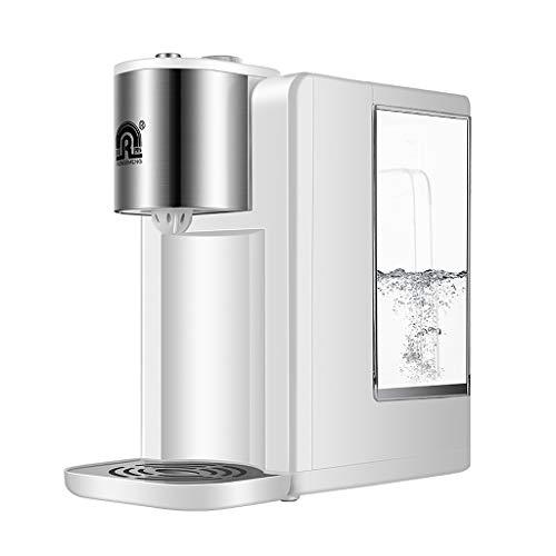 Sofortiger Heißwasserspender für Arbeitsplatten mit 2,2 l Wassertank, weißem Heißgetränkespender, automatischer Abschaltung und 13-stufiger Temperatureinstellung - Arbeitsplatte Kühler