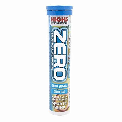 HIGH5 ZERO Tropical, 20 Stück Packung für 15l zuckerfreies Iso-Getränk