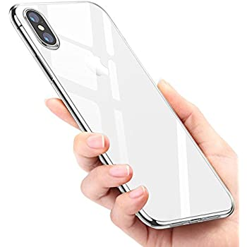 iphone x coque transparente