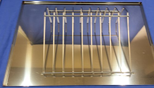 Lega Stainless steel lid for discovery dishes. Dimensions: approx. 61 x 41 cm. 5