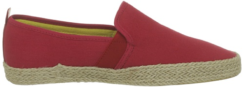 Base London - Fry, Sneaker Uomo Rosso (Rouge (Red))