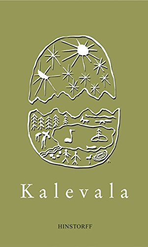 Preisvergleich Produktbild Kalevala: Das Nationalepos der Finnen
