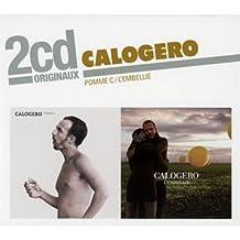 2 CD Originaux : Pomme C / l'Embellie