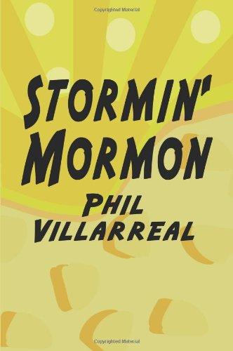 Stormin' Mormon Cover Image