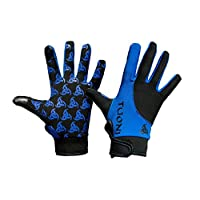 Tuoni Junior Thermal Multi sports glove with silicone grip. Ideal for Football, Rugby, Hockey, Mountain Biking, Cycling, Running & Netball.