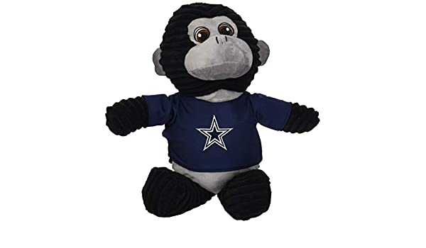 Dallas Cowboys Corduroy Plush Gorilla