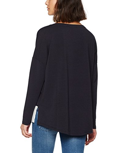 Boss Orange Tersweat, Sweat-Shirt Femme Bleu (Dark Blue)