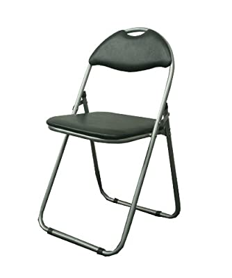 Texet folding padded chair - low-cost UK chair shop.