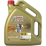 Castrol 57420 EDGE Motoröl  fluid Titanium Technologie 5W-30 LL, 5L