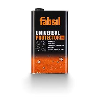 Fabsil GRA-FAB49 Waterproofer for Tents, Black, 5 Litre