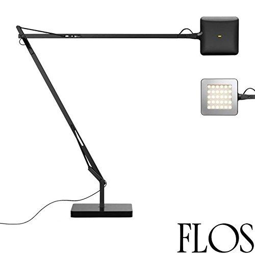 Flos KELVIN LED Lampe de Table BASE F3311030-Noir
