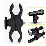 Buyme 25.4Mm-35.4Mm Diameter Multi Gun Scope Mount Clamp/Clip for Flashlight Torch Telescope Sight Laser Bike Scope Amazon Rs. 2199.00
