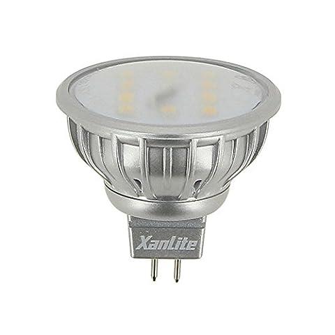 Ampoule Dichroique - Xanlite PACK3EM180S Lot de 3 Ampoules Dichroïques