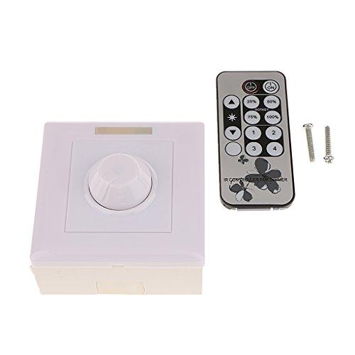 Preisvergleich Produktbild Homyl Mini -Controller für LED deckenluechte Mit 1 Stück Fernbedienung