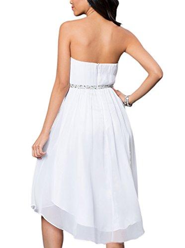 Find Dress Asymétrique Robe de Bal Princesse Paillette Sexy de Cocktail Soirée Demoiselle d'Honneur Femme Taille Personnaliser en Mousseline avec Appliques Noir