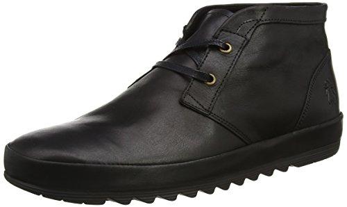 FLY London Mipa698fly, Desert Boots Homme Noir (BlackBlack)