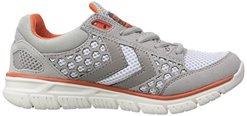 Hummel Hummel Crosslite, Chaussures de Fitness Mixte adulte Gris (dove 1018)