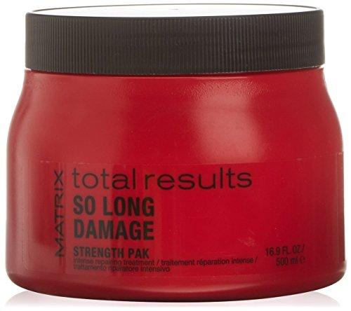 Matrix Cura Capillare, Total Results So Long Damage Strength Pak, 500 ml