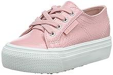 Superga 2790-synglossysnakej, Chaussures de Gymnastique Fille, Rose (Pink Quartz 940), 32 EU