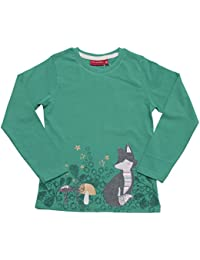 Salt & Pepper Longsleeve Fabulous Fuchs, T-Shirt Fille