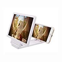 ‏‪DYHOZZ Phone Screen Amplifier - 3D Video HD Magnifying Glass - Multi-function Mobile Phone Holder‬‏