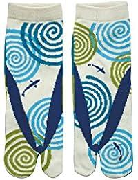 Chaussettes Tabi Japonaise Design Extreme Orient Collection 8