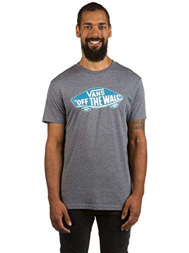 Herren T-Shirt Vans OTW T-Shirt heather grey/larkspur