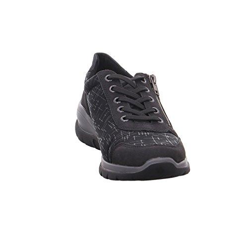 Remonte Baskets Pour Femme Noir