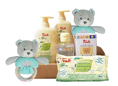 Idea Regalo Set Igiene Trudi Kit Fai da te KIT3287TRUDI (Celeste)