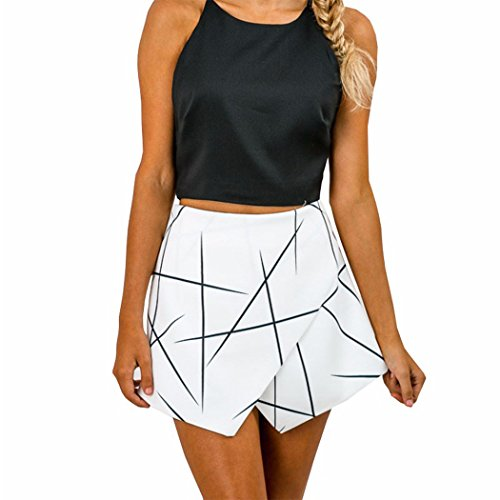 Sommer Bekleidung Damen Rock-Shorts Business Mini Anzughose Hotpants Unterrock Partyoutfits Streetwear - Nike-sommer-rock