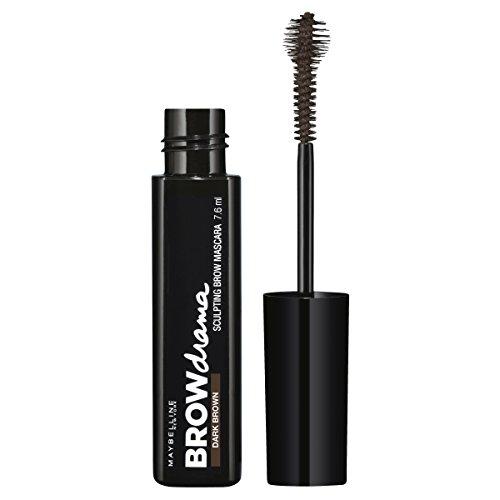 Brow Gel (Brow Drama Augenbrauen-Mascara in Dark Brown)