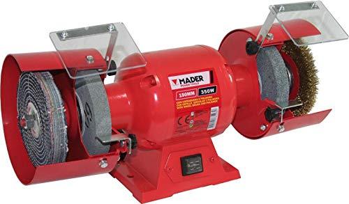 Mader Power Tools 73503 Amoladora Banco Eléctrica