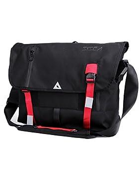 Outdoor peak Herren Nylon Fahrradrucksäcke Tagetasche Schultertasche Posttasche Handtasche Daypacks Messenger...
