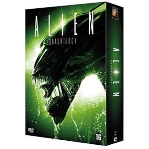 Alien Quadrilogy Boxset