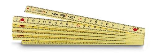 Stanley Maßstab Glasfaser, antistatisch, abwaschbar, nicht leitend, nicht reflektierend, 0-35-320