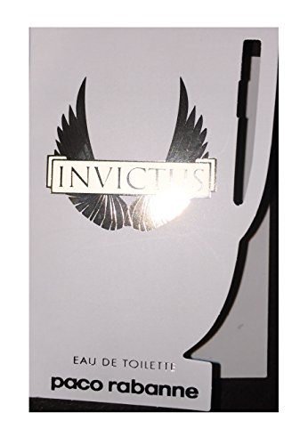 Paco Rabanne Invictus Eau de Toilette Spray for Men, vial, 0.05 fl. Oz./1.5 ml  available at amazon for Rs.2047