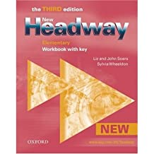 (New Headway: Workbook (with Key) Elementary level) By John Soars (Author) Paperback on (Oct , 2006)