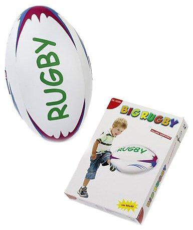 Dal Negro 55658 - Pelota rugby hinchable [Importado
