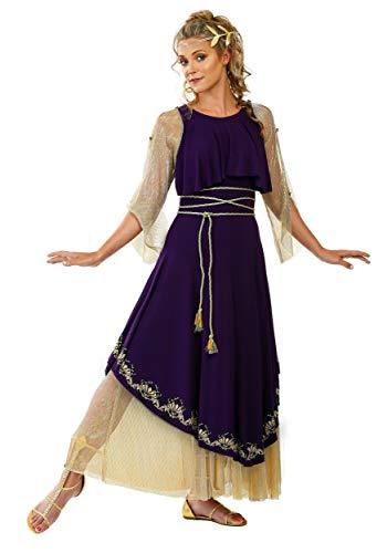 Fun Costumes Aphrodite-Göttin-Kostüm der Frauen - L