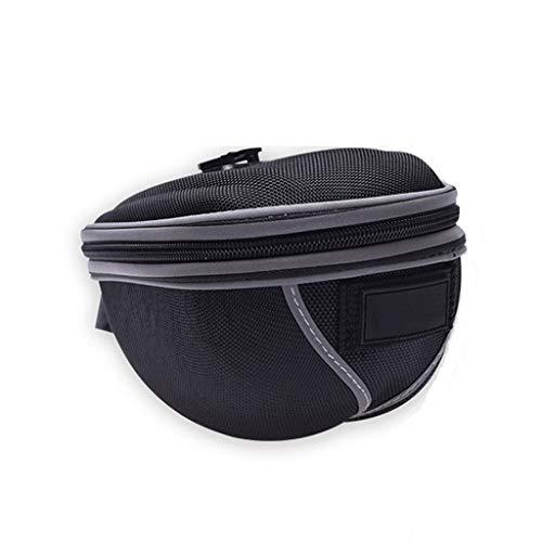 HWB Sattel Tasche,Fahrrad Umhängetasche Mountainbike Kissen Tasche Outdoor Radfahren Tasche Satteltasche Radfahren Zubehör Beutel Werkzeuge Tasche Pack (größe : L)