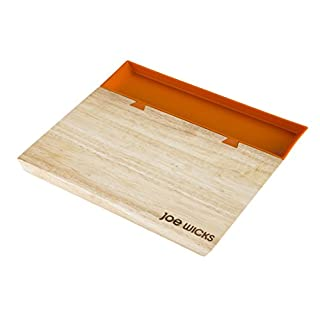 Joe Wicks Food Prep gadgets - Chopping board with silicone food tray