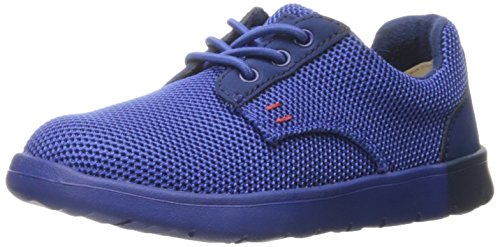 UGG Boys K Ellerson Hyperweave Sneaker, Azul, 11 M US Little Kid
