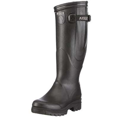 Aigle Parcours Vario 8504,Unisex - Erwachsene Stiefel, Braun (Black), 37