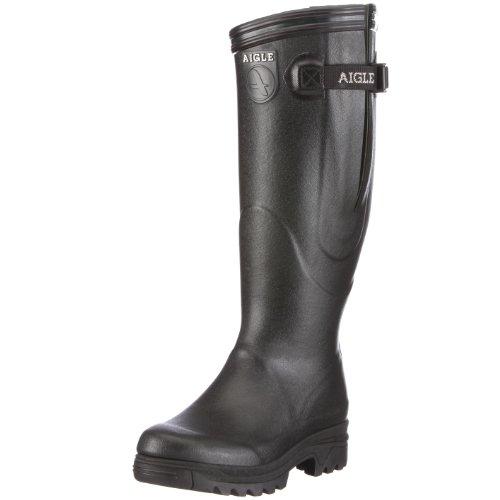 Aigle Parcours Vario 8504,Unisex - Erwachsene Stiefel Braun (Black)