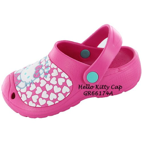 Hello Kitty, Sneaker bambine Rosa rosa - rosa 11 UK